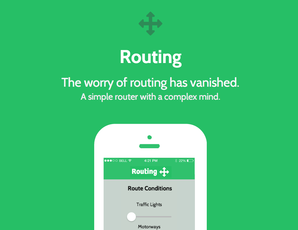 Routing+